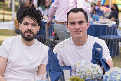 Daniel y Emanuel.
