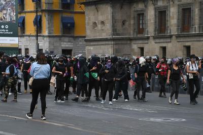 Demandan colectivos en CDMX justicia para víctimas de feminicidio