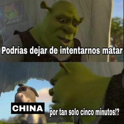Internautas se preparan para la caída del cohete chino con memes