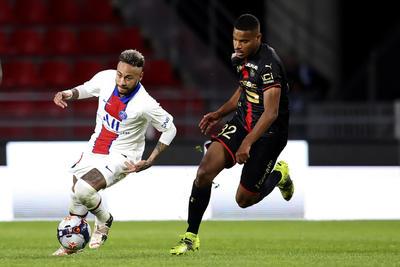 PSG se aleja del liderato de la Ligue 1 tras empate con Rennes