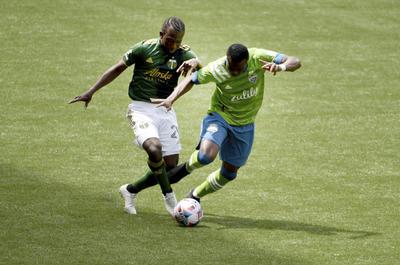 Raúl Ruidíaz y Fredy Montero sellan triunfo Seattle Sounders ante Portland Timbers