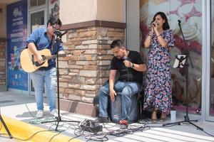 09052021 Julio Galindo, Fer Salazar y Karla Denisse.