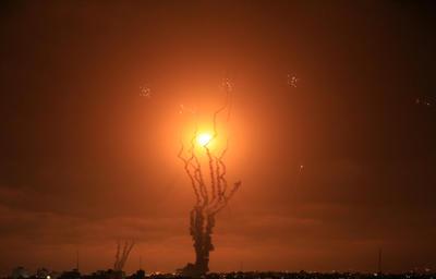Jerusalén, en escalada de violencia con disparo masivo de cohetes