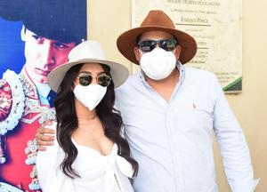 11052021 Astrid Soto y Carlos Rangel.