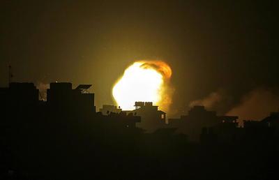 Emprende Israel ataques contra Gaza