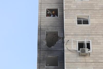 Hamás dispara decenas de cohetes hacia Tel Aviv en escalada con Israel