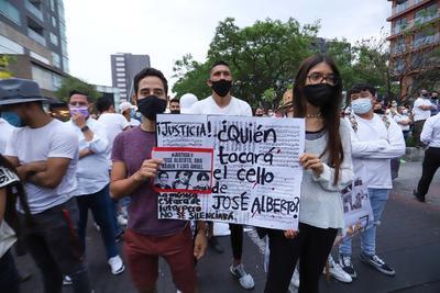 Marchan en Jalisco tras secuestro y asesinato de tres hermanos