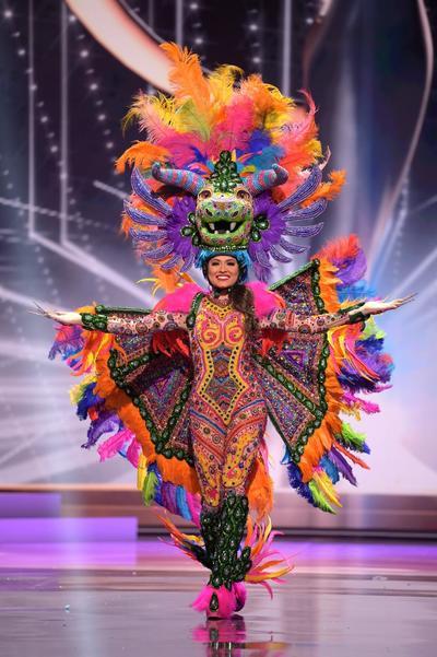 Miss México 2020, Andrea Meza