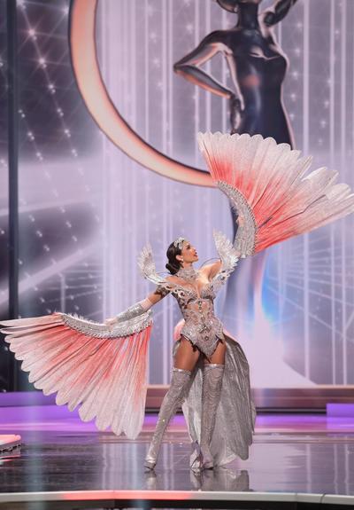 Competencia de traje nacional de Miss Universo 2021