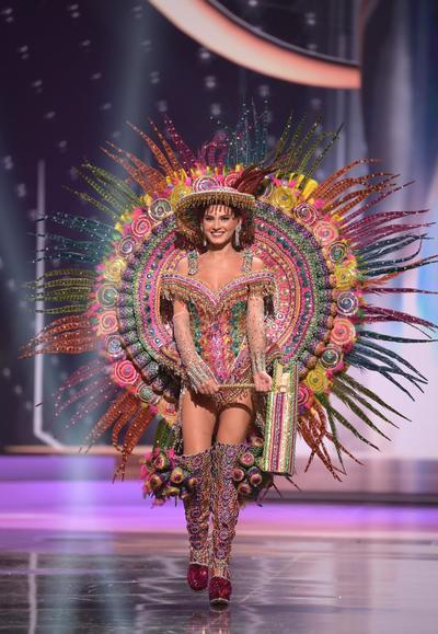 Miss Nicaragua 2020, Ana Marcelo