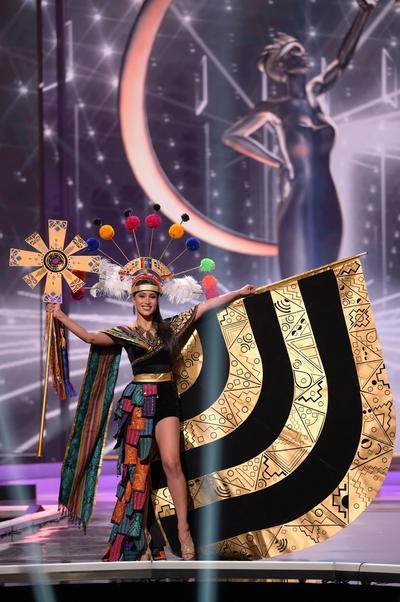 Miss Ecuador 2020, Leyla Espinoza Calvache