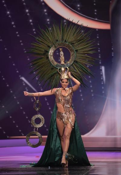 Miss Honduras 2020, Cecilia Rossell