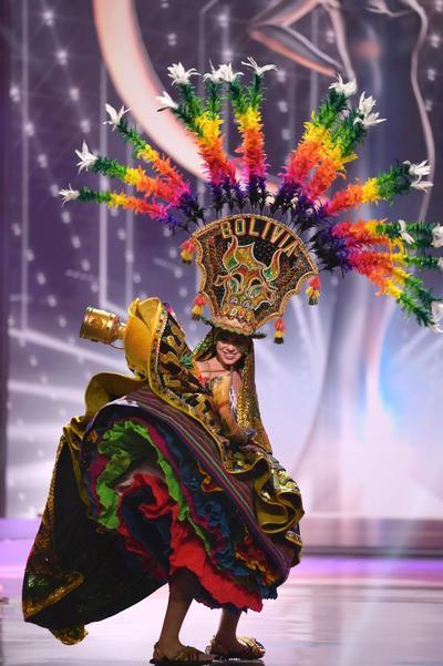 Miss Bolivia 2020, Lenka Nemer