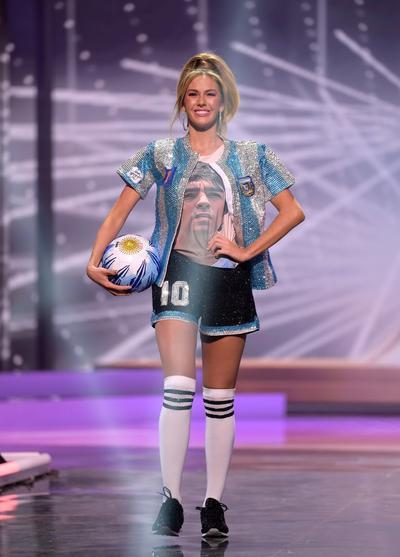 Miss Argentina 2020, Alina Luz Akselrad