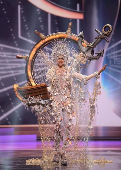 Miss Panamá 2020, Carmen Jaramillo