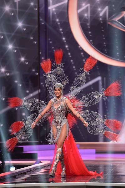 Miss Paraguay 2020, Vanessa Castro Guillén