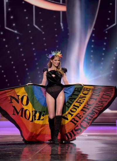 Miss Uruguay 2020, Lola De los Santos