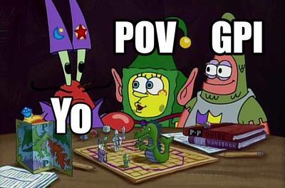 ¿Qué significa POV y GPI? Los memes 'castigan' a los 'chavorrucos'