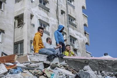 Bombardeos de Israel dejan al menos 42 muertos en Gaza