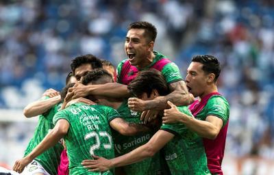 Santos Laguna elimina al Monterrey y pasa a las semifinales