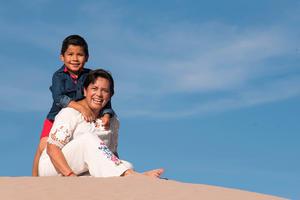 16052021 Cumpleaños Max Varela Moreno 5 años acompañado de su abuelita Nohemi Esquivel Romano.