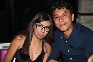 16052021 Sergio Paz y Leslie Escalera.