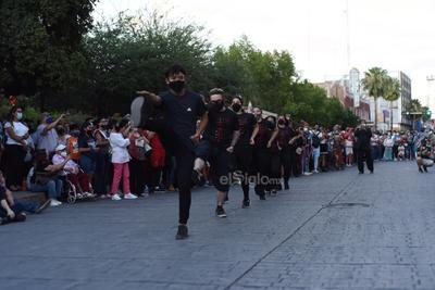 Develan placa en antiguo Banco Chino de Torreón