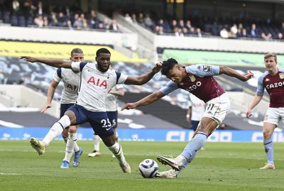 Tottenham se complica la clasificación a Europa League ante Aston Villa