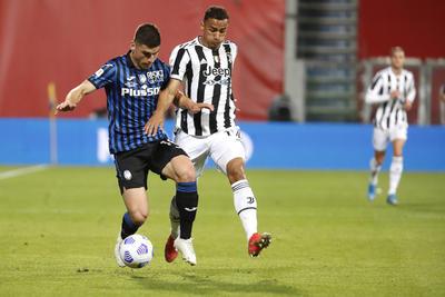 Juventus se impone al Atalanta y conquista su decimocuarta Copa Italia