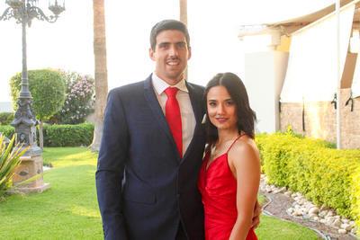 Alberto e Ilse.