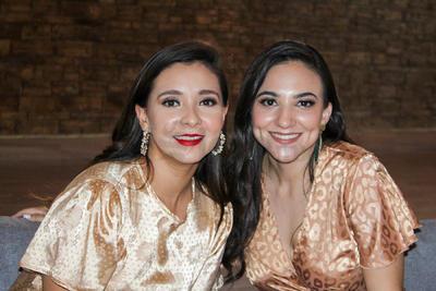 Marcela y Andrea