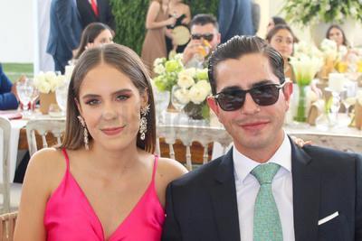 María Martha y Roberto.