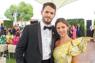 Manolo y Sofía.