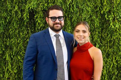 Jorge y Ana Claudia Gómez.