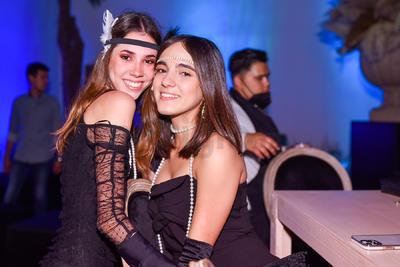 Andrea Ávila y Sofía Carmona.