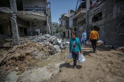 Llega tregua entre Israel y Gaza con relativa calma