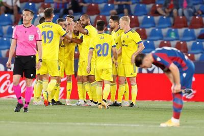 Levante y Cádiz terminan su temporada con empate