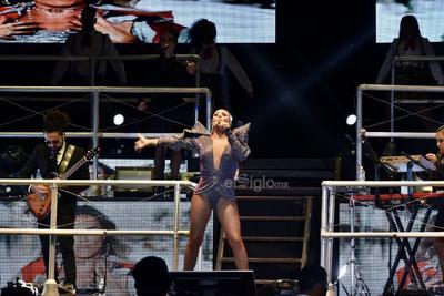 Para la llamada Josa también se trató de su retorno a los escenarios presenciales, ya que el 14 de marzo de 2020 dio un concierto privado que se volvería el último, hasta ahora, debido a la crisis sanitaria.