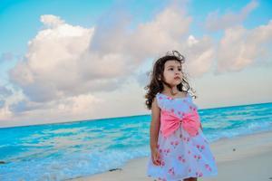 21052021 Natalia Villalba disfrutando del mar.