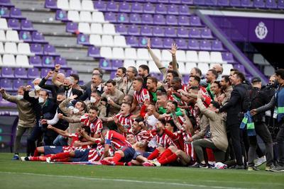 El Atlético de Madrid se corona por undécima vez