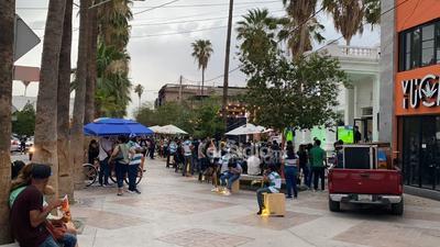 Restaurantes y bares de La Laguna se pintan de verdiblanco