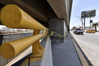 No hay riesgo, aseguran autoridades. Autoridades estatales de Coahuila realizaron diversos peritajes en las estructuras viales y determinaron que no existe riesgo en la infraestructura de los puentes vehiculares urbanos y carreteros.