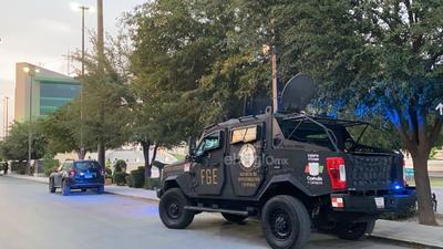 Blindaje en Centro de Torreón no impide presencia de afición del Santos Laguna