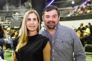 29052021 Luly Sánchez y Juan Carlos García Colores.