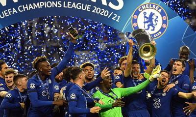 Chelsea se corona en la Champions League ante Manchester City