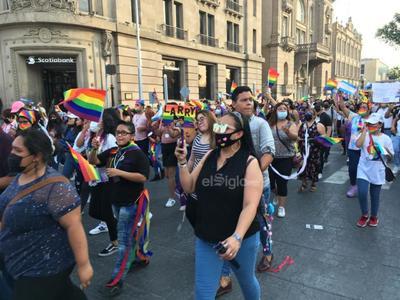 Colectivo LGBTIQ+ de La Laguna celebra el Orgullo por la Diversidad