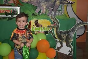 30052021 Emilio Amozurrutia en la fiesta de su segundo cumpleaños.