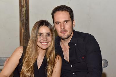 Ana Paula y Eduardo.