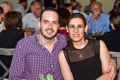 Alberto y Mariely.