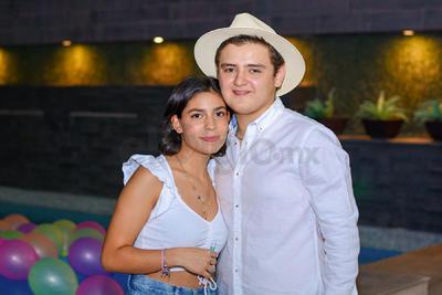Valentina y Raúl.